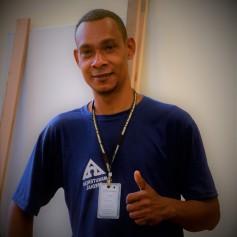 Emerson Santiago, o Seu Emerson. Foto: acervo José Norberto Barduzzi.